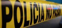 Policiaca: Drogadicto detenido por acuchillar e intentar abusar sexualmente de un hombre