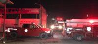 Policiaca: ¡Alarma incendio de pescadería en la Zona Centro!