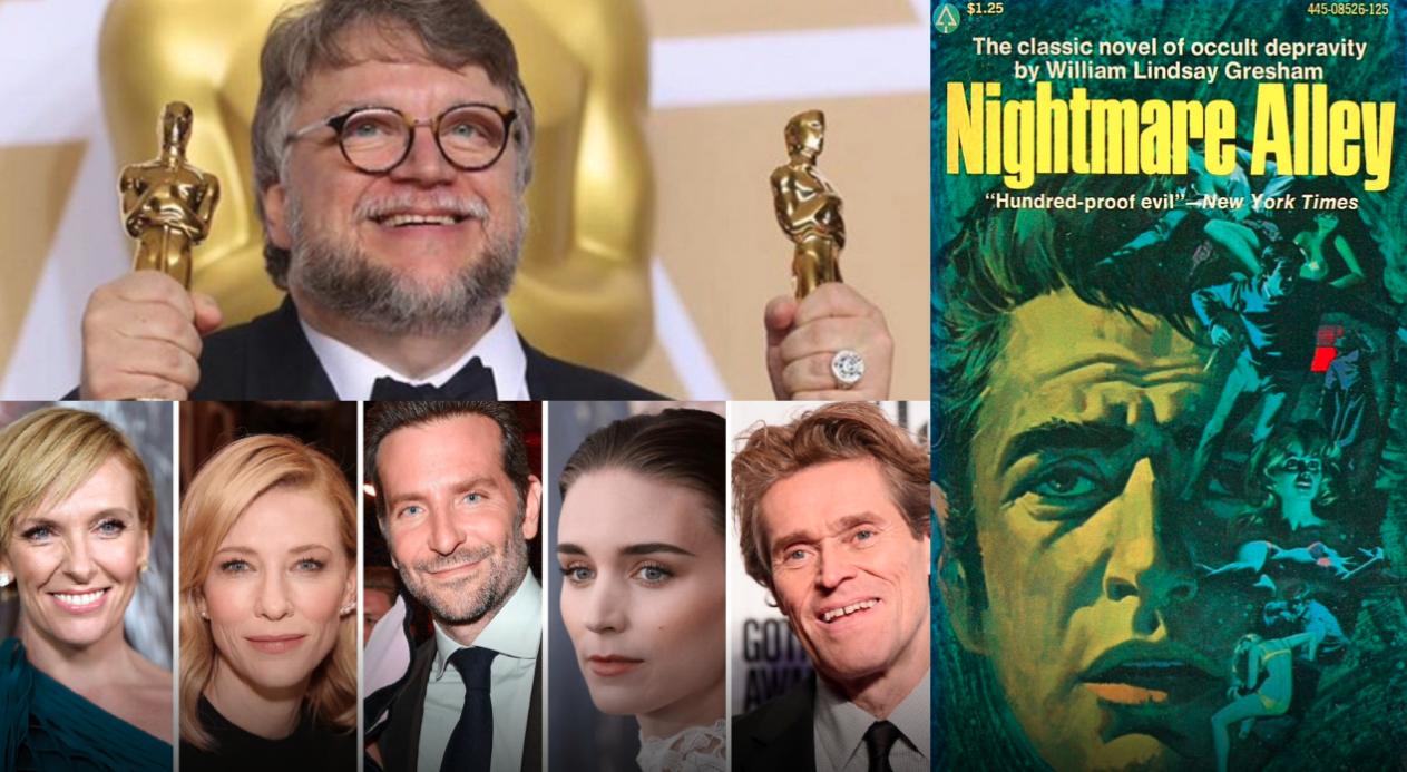 Guillermo del Toro asustará a todos en diciembre; revela fecha de estreno de 'Nightmare Alley'