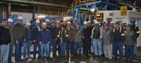 Dicen 250 obreros adiós a AHMSA; fueron despedidos tras cierre definitivo de Planta