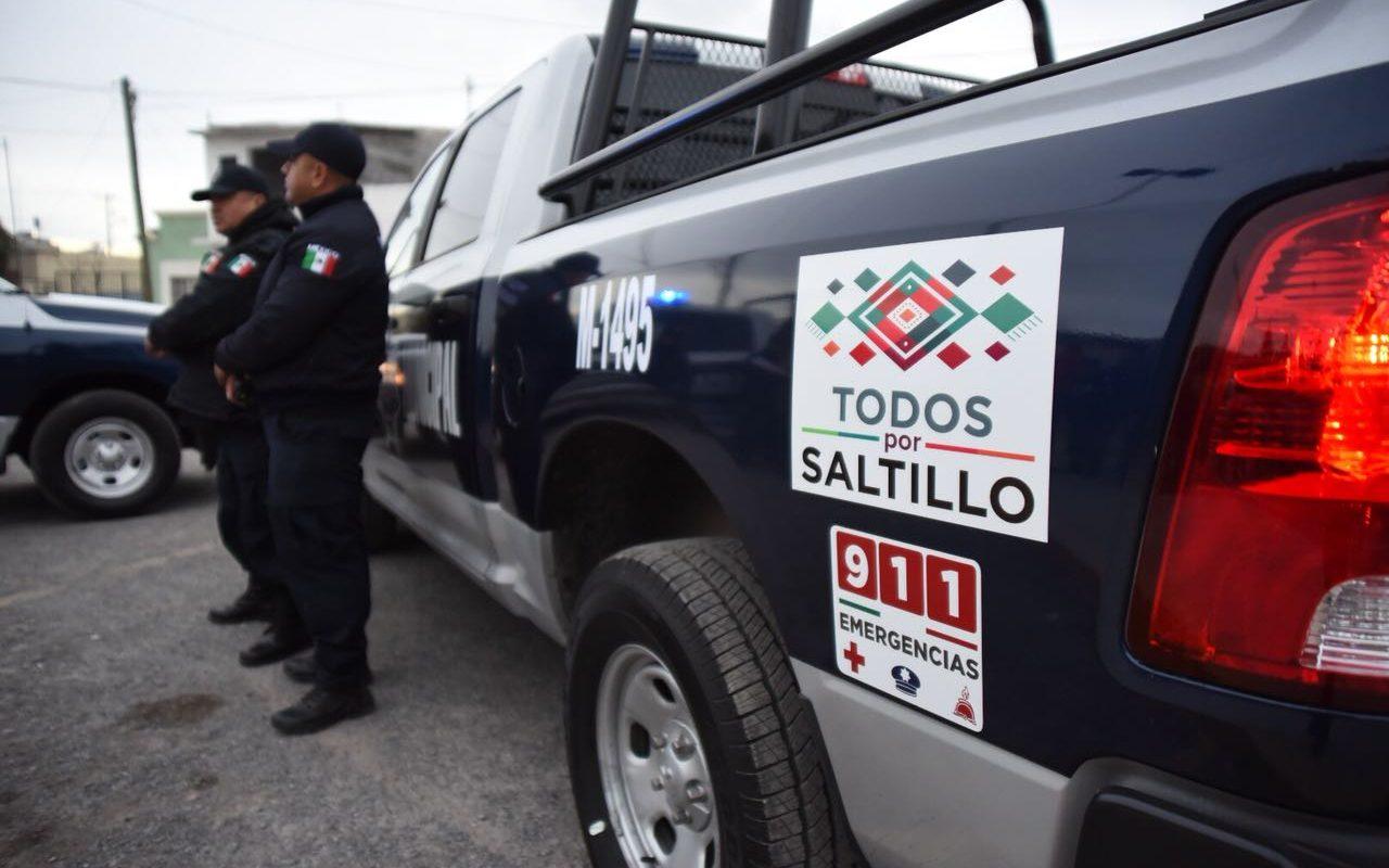 Policiaca: Hombre se quitó la vida en Saltillo; le marcó a su esposa segundos antes de hacerlo
