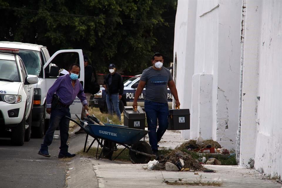 Policiaca: Encuentran 17 bolsas negras con restos humanos en Jalisco
