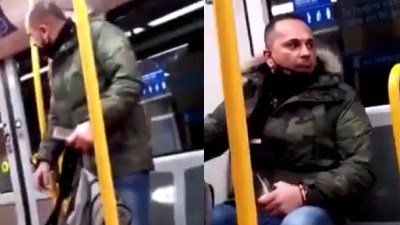 'Del más pequeño al más grande de tu raza me c*go en tus muertos'; Captan violenta agresión racista