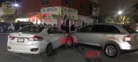 Policiaca: Por ignorar señalamiento gráfico de alto choca en colonia Praderas