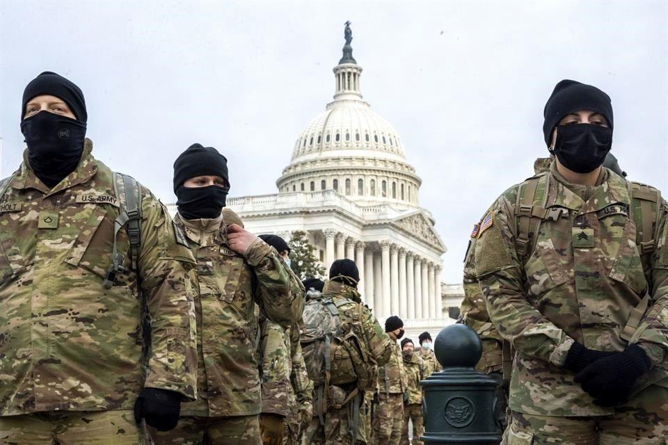 Washington, D.C entra en estado de emergencia previo a inauguración de Biden