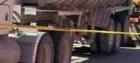 Policiaca: Trailero arrolló a mujer sin 'darse cuenta'; perdió la vida a los pocos minutos en ejido de Coahuila
