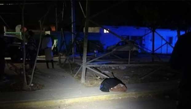 Policiaca: Drogadicto perdió la vida al caer de torre de 32 metros; quería 'volar'
