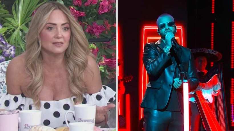 Andrea Legarreta arremete contra 'haters' de Maluma: 'Si no les gusta no lo oigan'