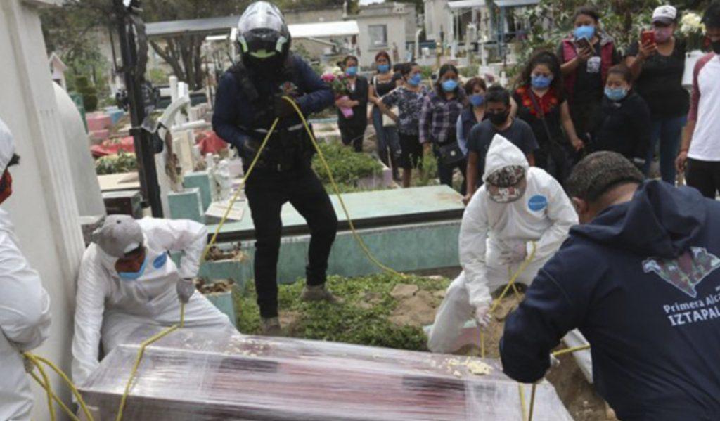 México cierra 2020 con más de 326 mil muertes en exceso: SSA
