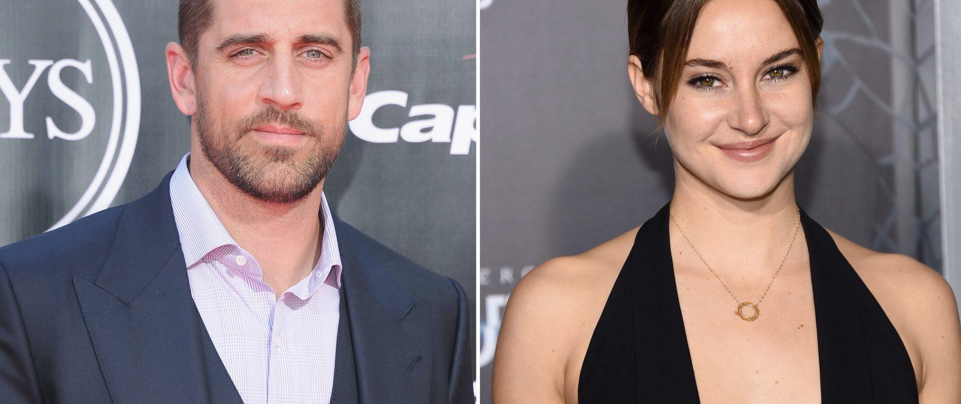 ¿A punto de casarse? Shailene Woodley dio su respuesta sobre supuesto compromiso con Aaron Rodgers