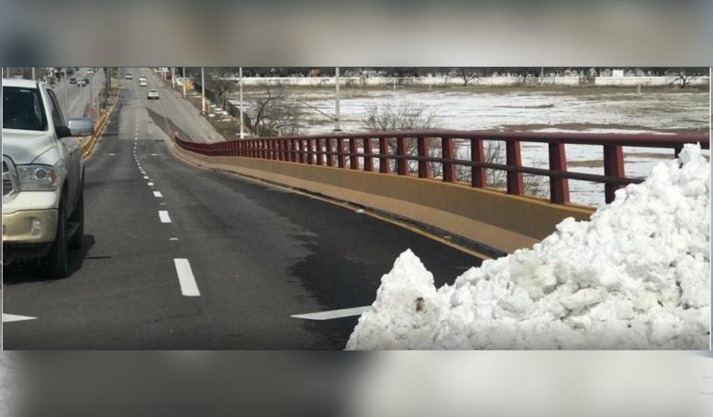 Reportan nevada en Piedras Negras y Acuña en Coahuila