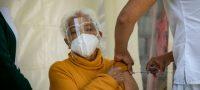 Vacunación de adultos mayores Vacunación de adultos mayores