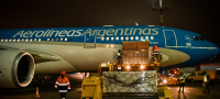 Argentina envía dos vuelos a Rusia para abastecerse de la vacuna Sputnik-V