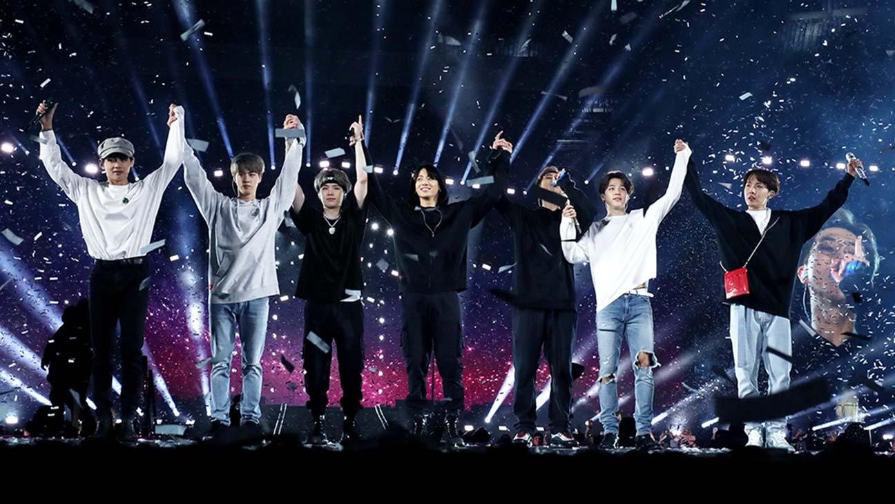 Lista de canciones que interpretará BTS en concierto de MTV Unplugged