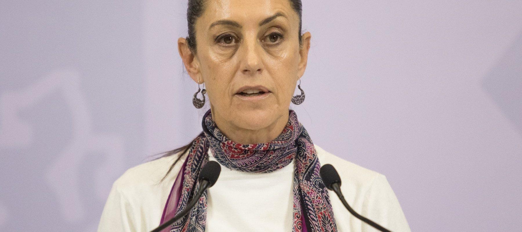 Niega Sheinbaum que Morena use vacunas a cambio de votos