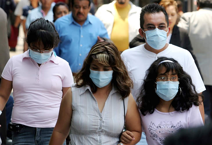 180 mil mexicanos han muerto de COVID; hay 47 mil casos activos en el país