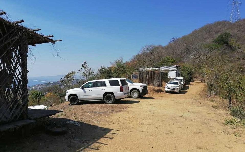 En 48 horas, encuentran 8 cuerpos en Acapulco; dos estaban 'frescos'