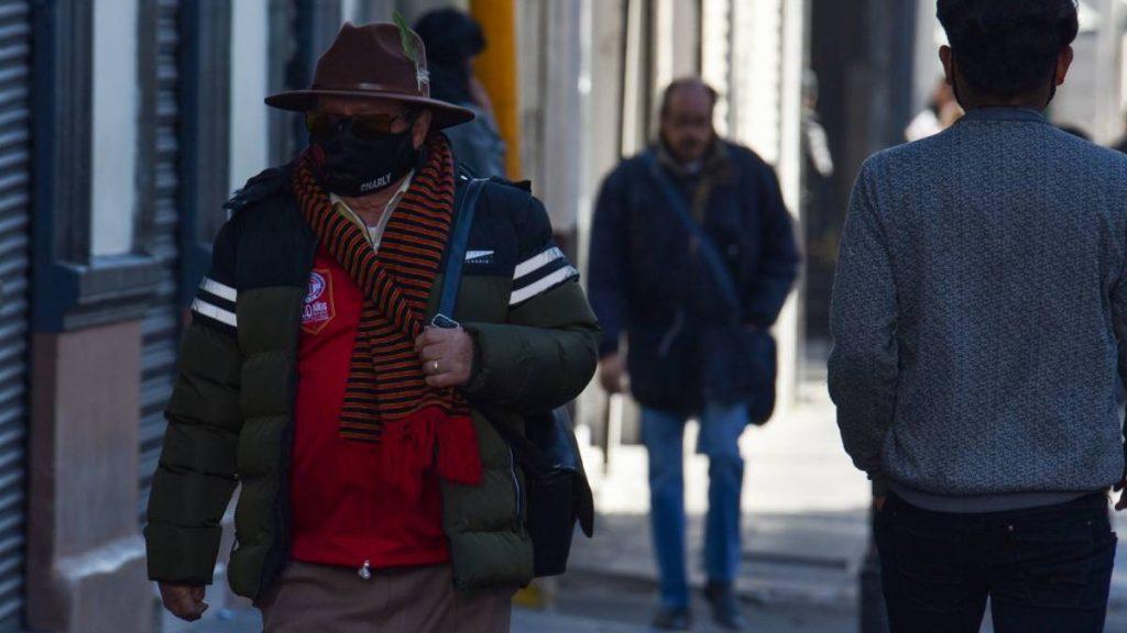 Frente Frío No 37 traerá para el clima en Monclova ambiente helado y lloviznas