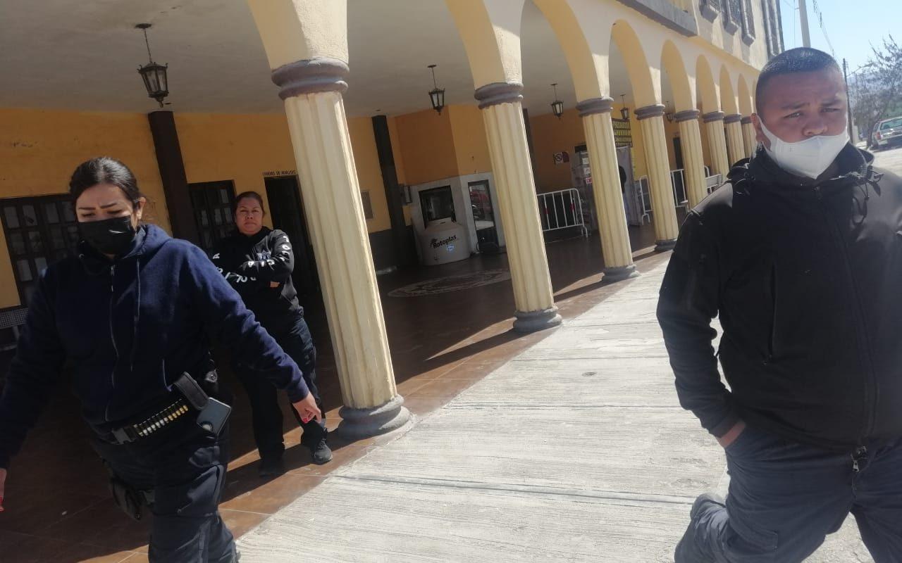 Agreden policías de Frontera a madre e hija
