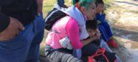 Niña migrante de 3 años se ahogó en el Río Bravo; su mamá no pudo salvarla