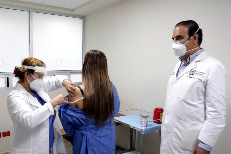 Estima Hacienda que en agosto habrán 80 millones de mexicanos vacunados