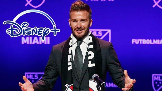 David Beckham se une a Disney Plus para protagonizar serie como coach de  jóvenes futbolistas | NRT México