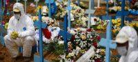 Brasil tiene nuevo récord diario de muertes