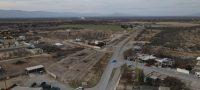 A paso firme en obra pública, el pavimento de 7.5 km de carretera San Buenaventura- San Blas se están rehabilitando