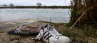 Encuentran los restos de un migrante cerca del Río Bravo en la frontera de Piedras Negras