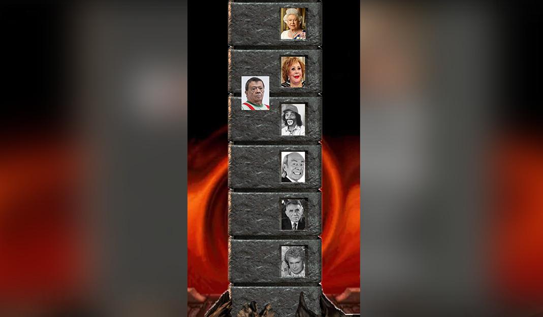 Al estilo Mortal Kombat se mofan de Chabelo tras la muerte de 'Cepillín'