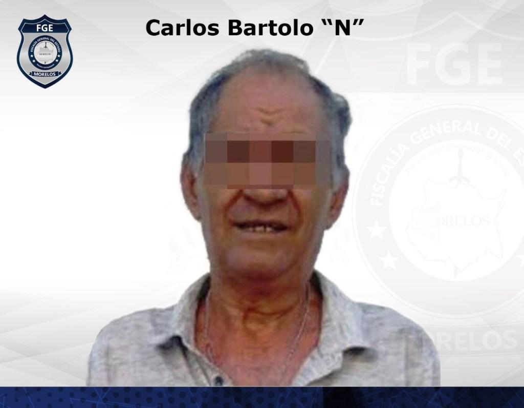 Policiaca: Abuelito pasará 110 años en prisión por abusar y violar a sus nietas durante 6 años