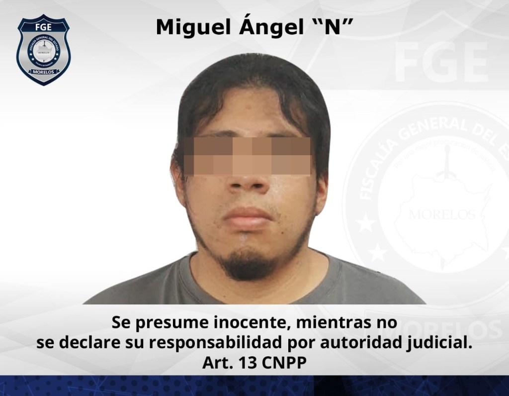 Policiaca: Detienen sujeto que mató a su novia; la golpeó y estranguló