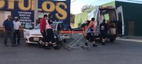 Policiaca: Mujer lesionada al ser chocado su Ford Ikon por una Super Duty en Monclova