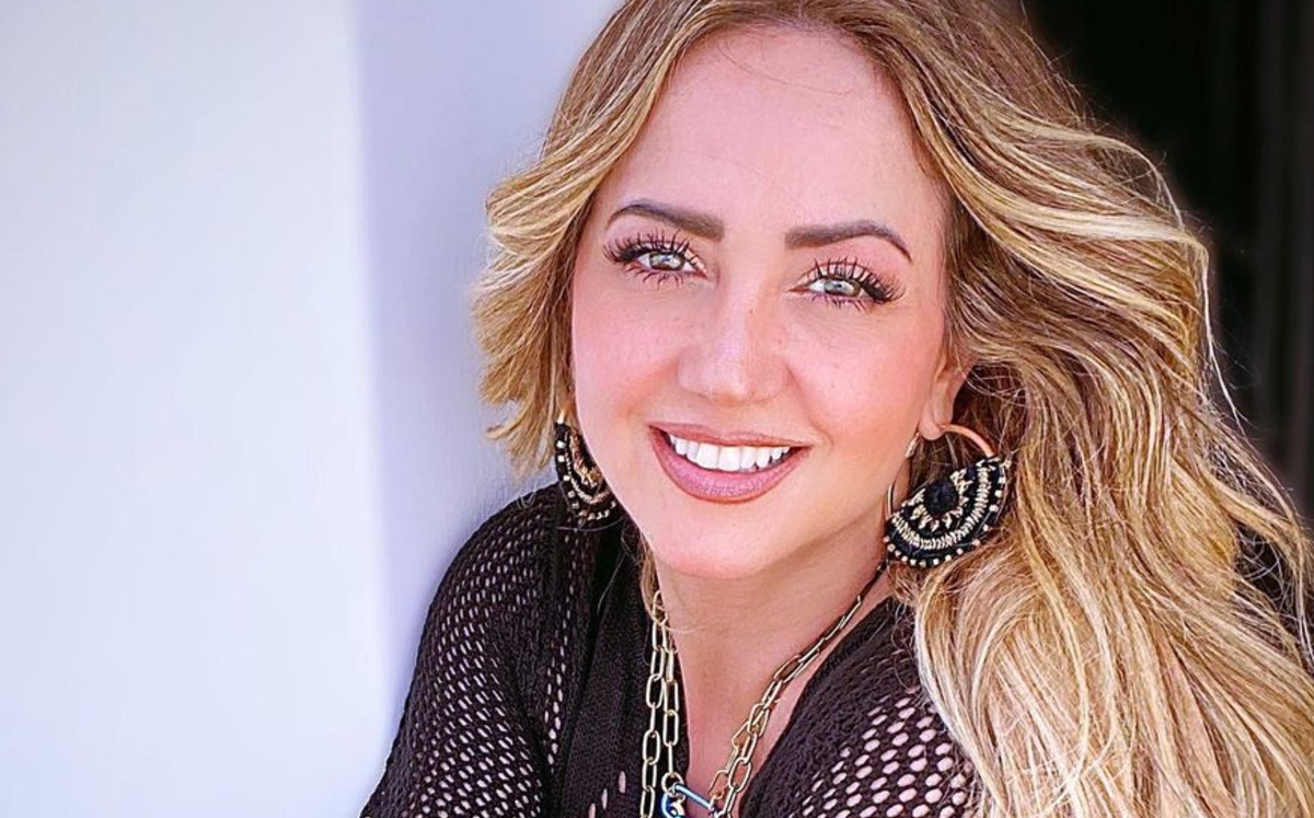Andrea Legarreta se estrena como actriz de doblaje en una película de Disney
