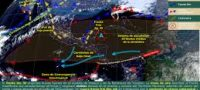 Frente Frío 39 y 40 golpearán a México, en el norte y oriente del país