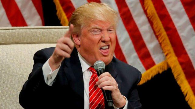 Trump el superhéroe de los niños migrantes; se indigna por trato de Biden