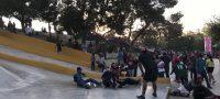 Reabren parques públicos incluyendo los juegos infantiles la Ciudad Deportiva