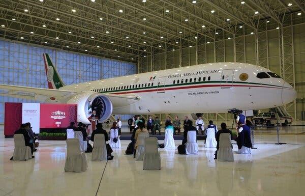 Hay tres posibles compradores del Avión Presidencial: Banobras
