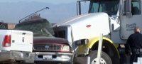 El accidente se produjo este martes en la localidad de Imperial, California