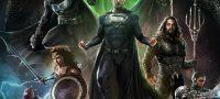 Revelan los títulos de las seis partes de Snyder Cut de Justice League para HBO