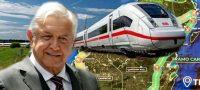 'No hay más tiempo'; presiona AMLO para que Tren Maya se finalice antes del 2023