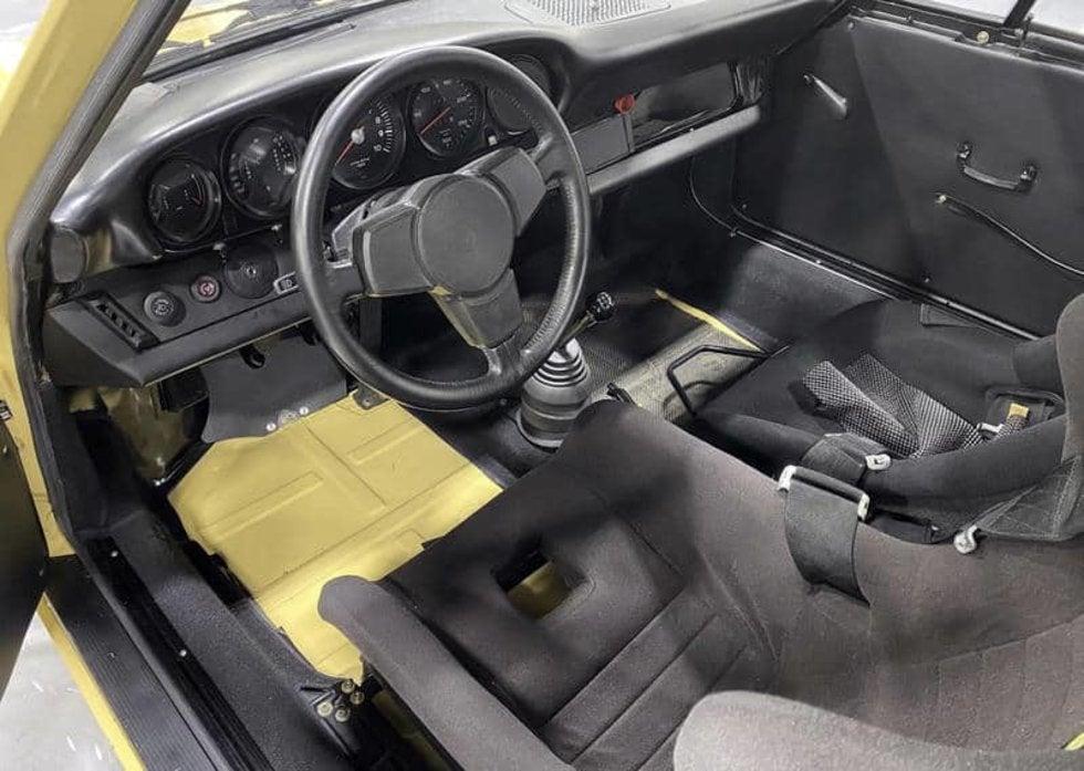 Compran en 22 mdd el Porsche 911 de Pablo Escobar
