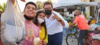 Roberto Piña reafirma su apoyo para los jóvenes fronterenses