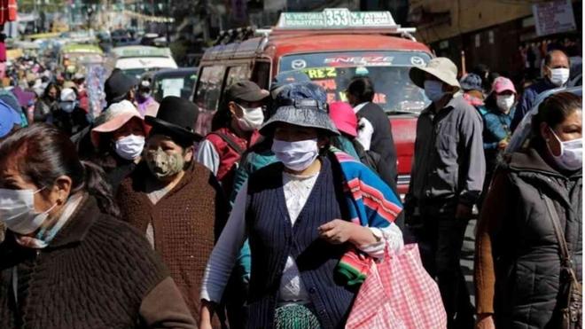 Bolivia le cierra las puertas a Brasil; quieren disminución de casos COVID-19