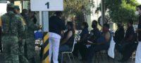 Vacunan contra el Covid-19 a maestros de la Región Centro de Coahuila