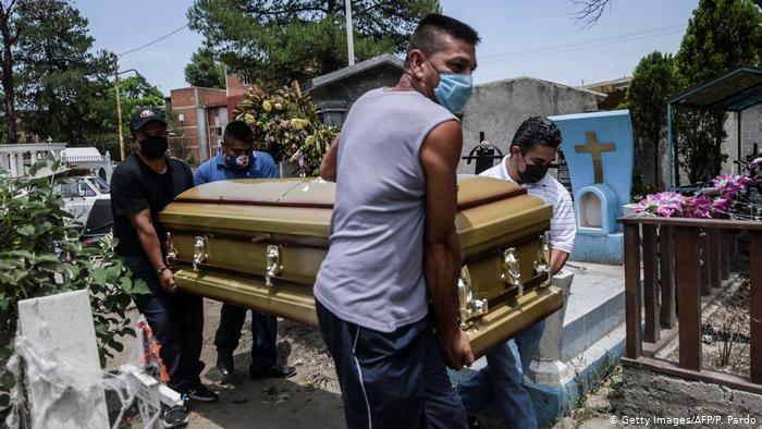 En 2020 fallecieron 1 millón de mexicanos, pero no todos por COVID: INEGI