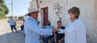 Se compromete Yola Cantú a impulsar al Ejido San Juan