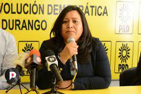 La secretaria general del PRD pidió a Morena el alto a la persecución política de sus candidatos