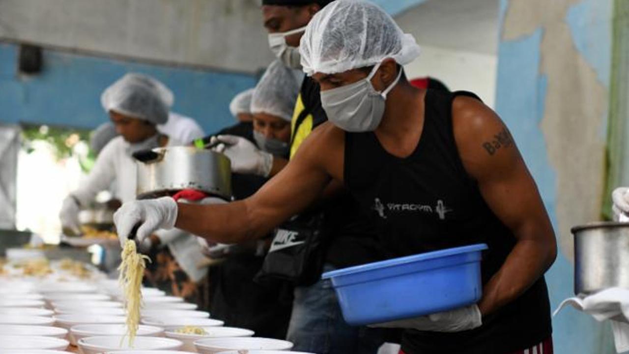 Más de 19 millones de brasileños pasaron hambre a finales de 2020
