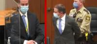 Jurado declara culpable a Derek Chauvin por la muerte de George Floyd